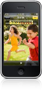Nieuwe iPhone 3GS
